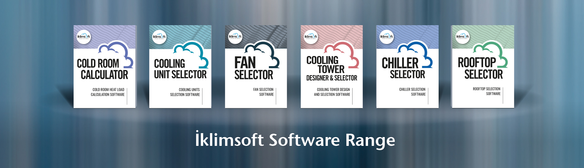 iklimsoft HVAC & R Softwares